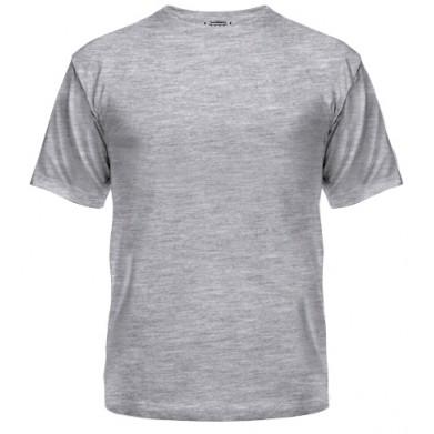 Цвет Серый, Футболки мужские 06904 - Moda Print