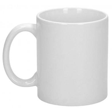 Колір Білий, Чашки 320 мл 06917 - Moda Print