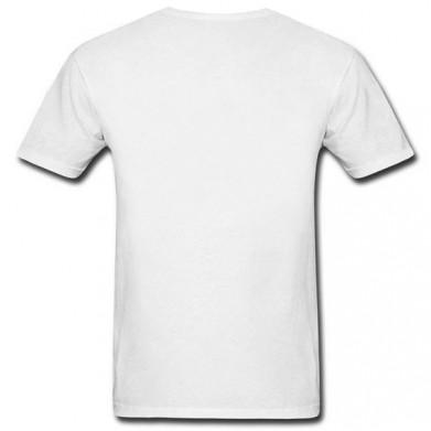 Цвет Белый, Футболки детские 06933 - Moda Print