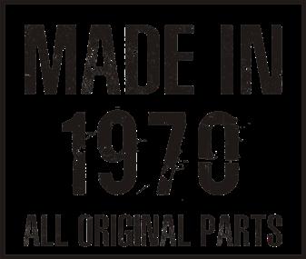 Принт Кружка Made in 1970 - Moda Print