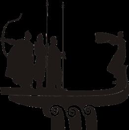 Принт Чашка двухцветная с рисунком Киев - Moda Print
