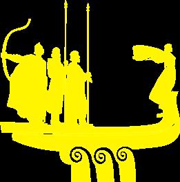 Принт Мужская футболка с рисунком Киев - Moda Print