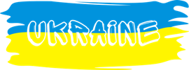 Принт Номер на детскую коляску табличка с именем Флаг Украины - Moda Print
