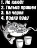 водку буду