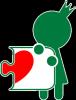 пазлик с сердечком ж