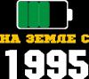 На Землі з 1995
