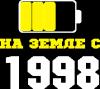 На Земле с 1998