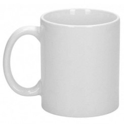 Чашка з малюнком без принта