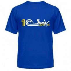 Мужская футболка 1 С - Moda Print