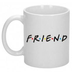 Кружка Friend