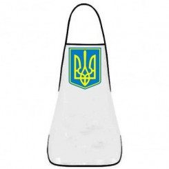 Фартух Герб України з фоном - Moda Print
