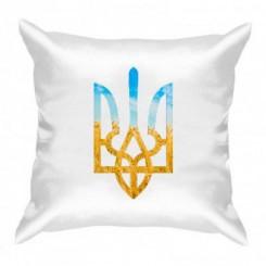 Подушка с Гербом Украины - Moda Print
