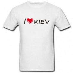 Футболка детская i love kiev - Moda Print