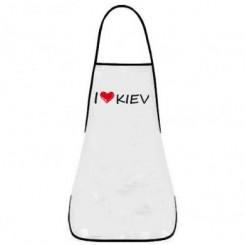 Фартук i love kiev - Moda Print
