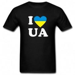 Футболка детская I LOVE UA - Moda Print