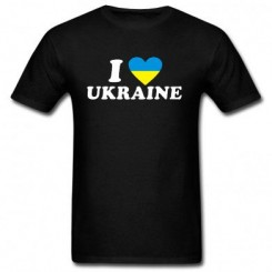 Футболка дитяча I LOVE UKRAINE 2 - Moda Print