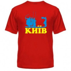 Мужская футболка Киев - Moda Print