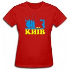 Футболка женская Киев - Moda Print