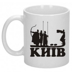 Чашка Київ - Moda Print