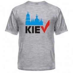 Мужская футболка KIEV - Moda Print