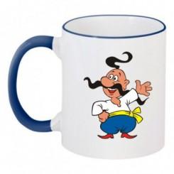 Чашка двокольорова Козак - Moda Print
