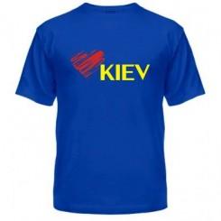 Мужская футболка Люблю Киев