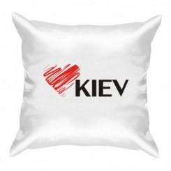 Подушка Люблю Киев - Moda Print