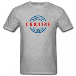 Футболка дитяча Made in UKRAINE - Moda Print