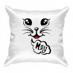 Подушка Мяу - Moda Print