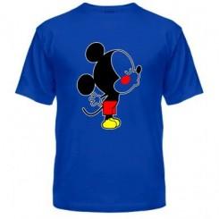 Мужская футболка Мышонок - Moda Print