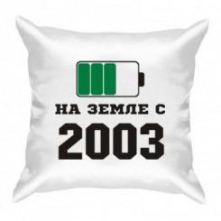 Подушка На Земле с 2003 - Moda Print