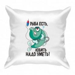 Подушка Рыба есть - Moda Print