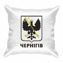 Подушка з Гербом Чернігова - Moda Print