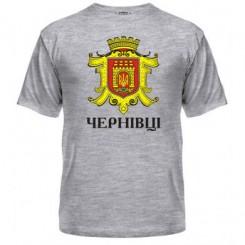 Футболка чоловіча з Гербом Чернівців - Moda Print