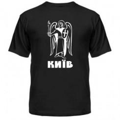 Мужская футболка с Гербом Киева - Moda Print