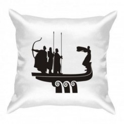 Подушка с рисунком Киев - Moda Print