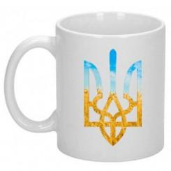 Кружка с символикой Украины - Moda Print