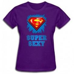 Футболка жіноча SUPER SEXY - Moda Print