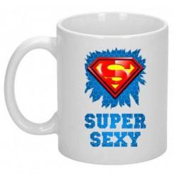 Чашка SUPER SEXY - Moda Print