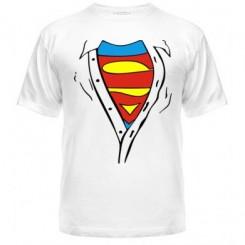 Мужская футболка Супермена
