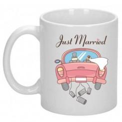 Чашка Весільна - Moda Print