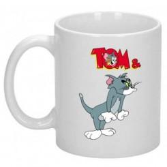 Чашка Том і Джеррі - Moda Print
