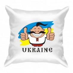 Подушка UKRAINE - Moda Print