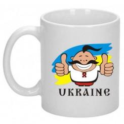 Кружка UKRAINE - Moda Print