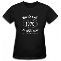 Футболка женская Wintage Perfection 1970 - Moda Print