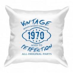 Подушка Wintage Perfection 1970 - Moda Print
