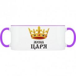 Кружка двокольорова Дружина Царя - Moda Print