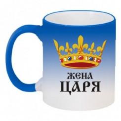 Кружка-хамелеон Дружина Царя - Moda Print
